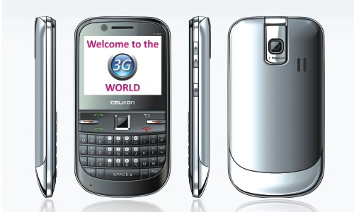Celkon C999, a small but compact dual SIM phone