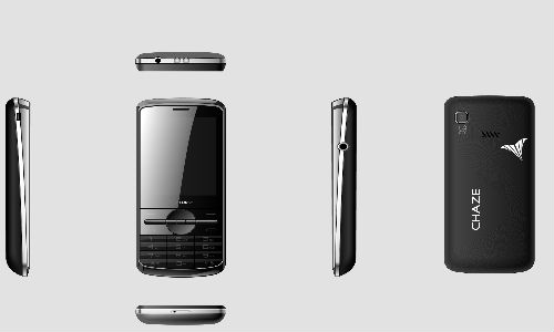 Chaze C249 Multimedia mobile phones launched