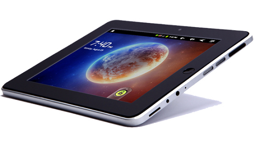 Chinon launches 2 affordable Android tablets
