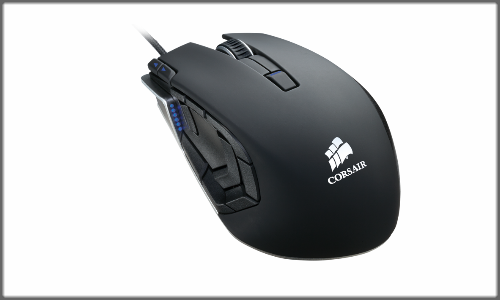 New Corsair m90 high end gaming mouse