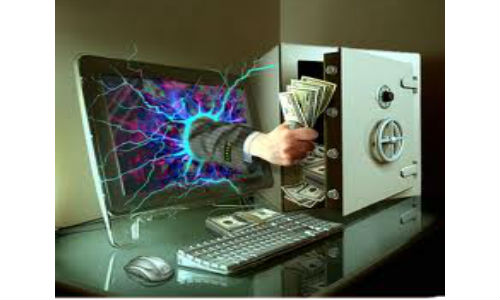 Cyber Crime on the rise in India