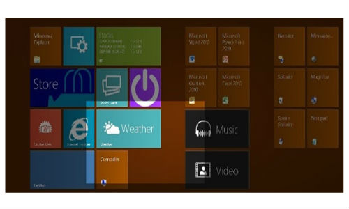Windows 8 is friendly to the disabled as well