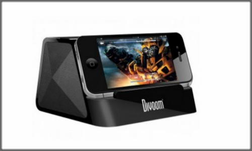 Divoom iFit2 speaker for smart phones and tablets