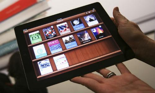 E-textbooks enter Indian classrooms