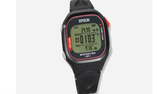 Epson announces the lightest  GPS running Monitor in the world