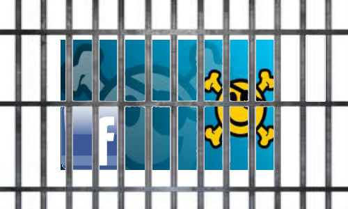 Facebook hacker is jailed
