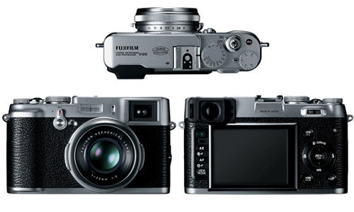 Fujifilm Digital camera Finepix X 100