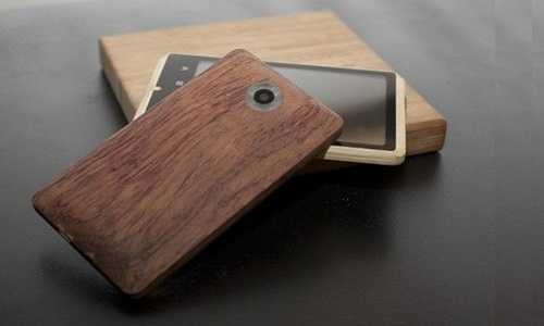Adzero's First bamboo Android phone to be launched