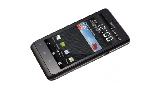Gigabyte GSmart G1355, a dual SIM Android phone