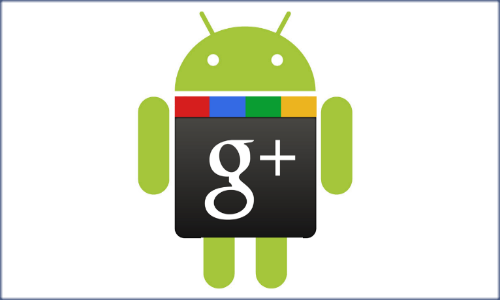 Google+ app updates for Android