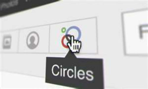 Google+ Circles page improved