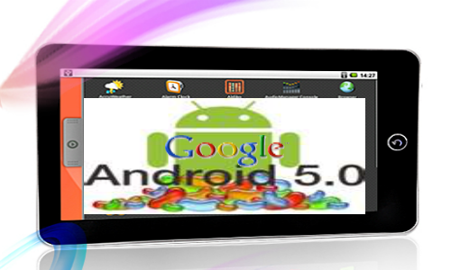 Google plans for Android 5 Jelly Bean 7 inch tablet