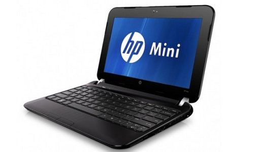 HP's Mini 1104: A new Windows netbook
