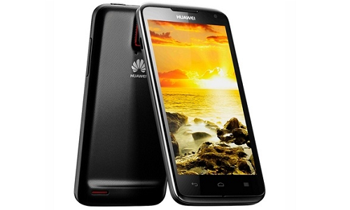 Huawei Ascend D Quad; first quad core Smartphone