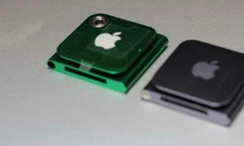 Next Generation iPod Nano Leaked