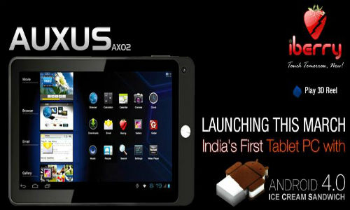 Iberry to launch Android 4.0 Tablet in India