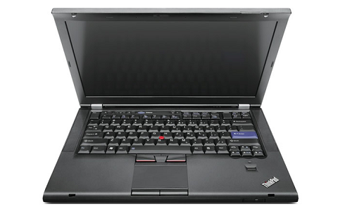 Lenovo's ultraportable ThinkPad T420S laptop