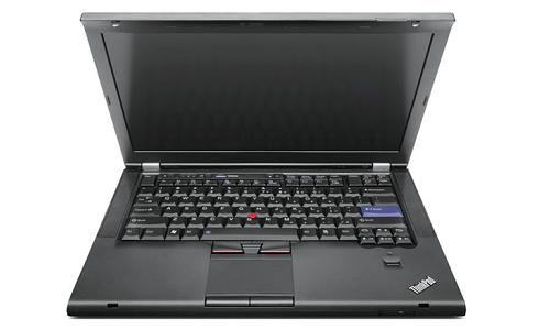 Lenovo's ultraportable ThinkPad T420S laptop