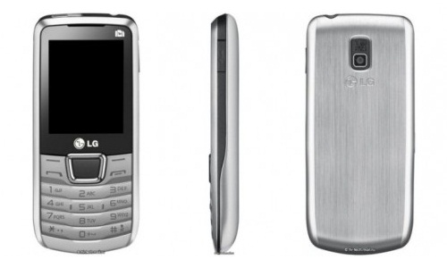 LG A 290 Triple Sim Mobile Phones
