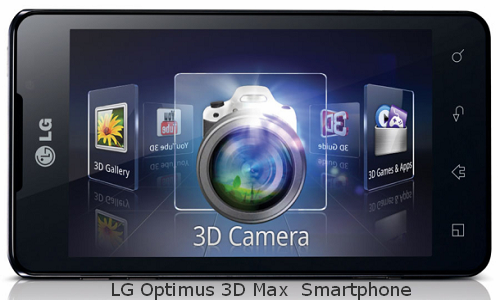 LG Optimus 3D Max more specifications confirmed