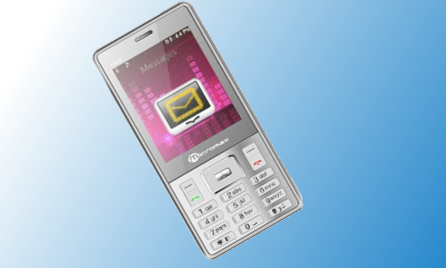 Micromax X368: a Cheap dual SIM phone