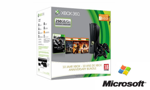 Microsoft will launch anniversary special Xbox bundle