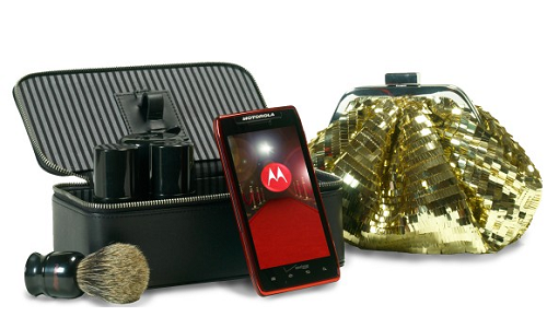 Motorola's Droid Razr Maxx Red Edition phone
