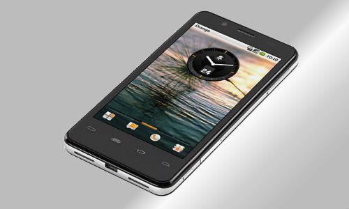 MWC 2012: Intel Orange Santa Clara phone