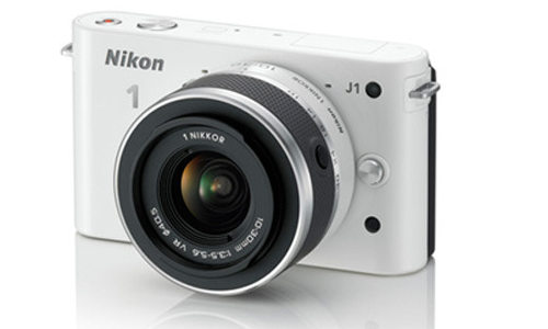 New Nikon 1 J1 Mirror less Digital Camera