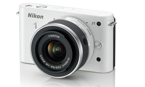 New Nikon 1 J1 Mirror less Digital Camera