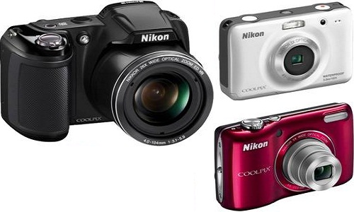 Nikon rolls out 3 Cool Pix new Camera models
