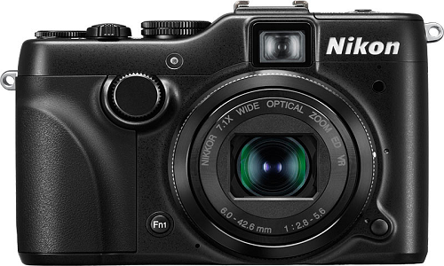 Nikon launches new camera Cool Pix P7100