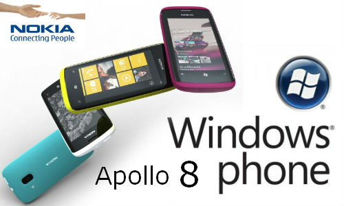 Nokia's New Apollo Windows 8 phone OS: iOS& Android OS's competitor