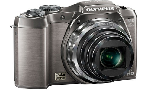 Olympus launches new digital Camera: SZ-31MR