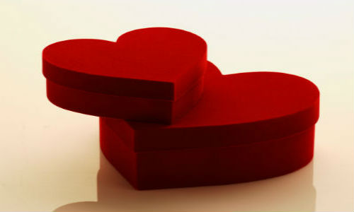 Order Valentines Day gifts from phone