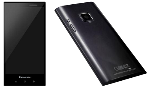 New Panasonic Android phone for European market