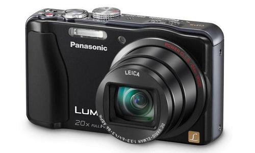 Panasonic Lumix ZS20 digital cameras