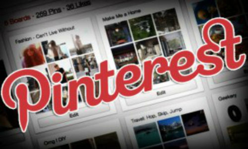 Pinterest drives more traffic than YouTube, LinkedIn and Google+ combo