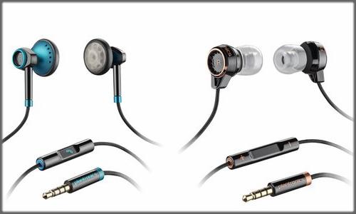 Plantronics BackBeat 216 and BackBeat 116 headphones