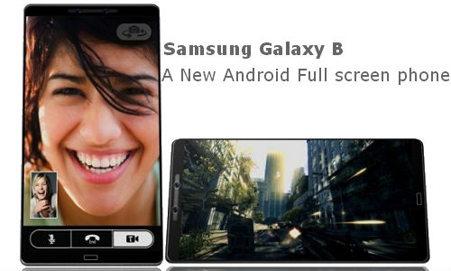 Samsung Galaxy B making its way to MWC 2012