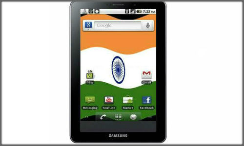 New Samsung Galaxy 680 tab now in India
