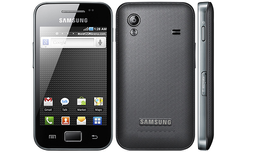Samsung Galaxy Ace gets official Android 2.3.6 updates