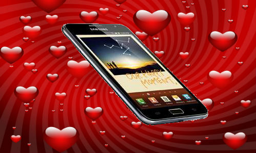 Samsung Galaxy Note out on Valentine's Day in Canada