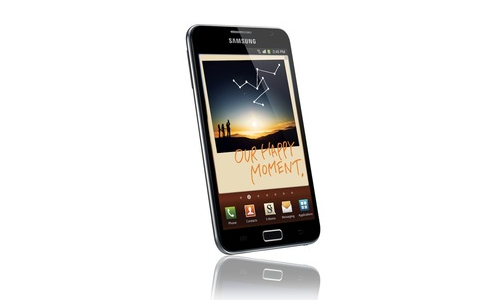 Samsung Galaxy Note 10.1 releasing in MWC 2012