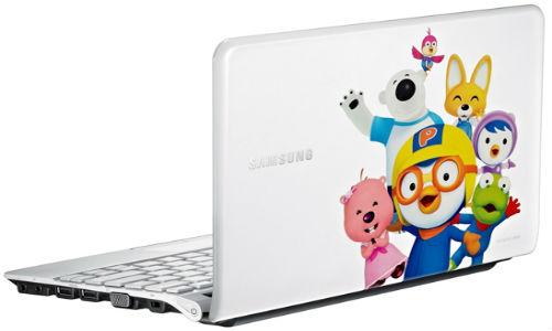 Samsung's NC 110-Pororo laptop for kids