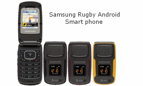 Samsung's Rugby Smart phone Specs Announced
