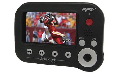 A high definition DVR gadget from Fast Forward