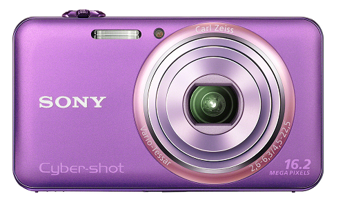 Sony announces three CMOS-based compact cameras