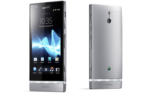 Sony Xperia P: Latest Android Smartphone