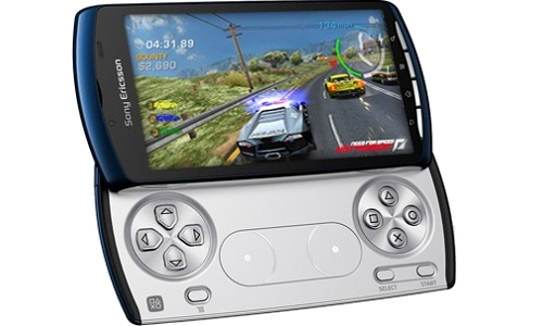 Sony Ericsson's Xperia Play more a play station than a phone